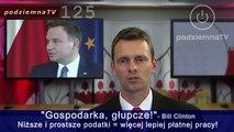 podziemna TV - Nowy Prezydent Andrzej Duda - wyszło szydło z worka (08.08.2015)