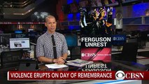 CBS producer captures shots fired in Ferguson on video