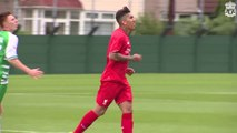 All Goals and Highlights | Liverpool 5:1 The New Saints - Friendly 10.08.2015