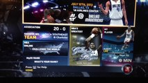 NBA 2K12 How to play CAL with players from 2K Sports, 2K China, NBA 2K, or VC Team