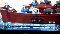 Claudia López en Debate sobre paramilitarismo