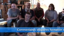 Commentaires stagiaires