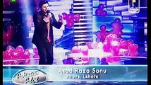 Pakistan idol Episode 22 by geo Entertainment - 16th February 2014 - part 1