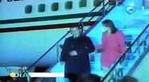 Enrique Peña Nieto llega a Japón// Peña Nieto arrives in Japan