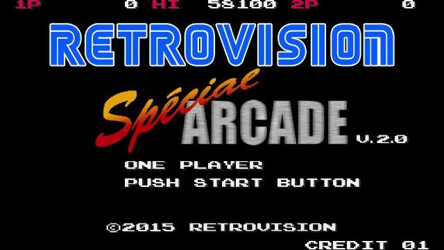 Rétrovision Spécial Arcade 2