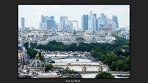 Chimères et gargouilles de Notre Dame de Paris