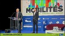 [Forum Smart City] Ouverture du Forum Smart City du Grand Paris