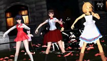 Rheinbeat - Techno Party - Cartoon Girls Dance - Selfmix - 2014