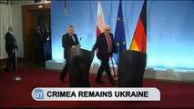 'World Will Never Recognize Russian Crimea': German FM Steinmeier rebukes German politician
