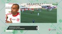 Emerson Sheik garante que Flamengo vai brigar pelo G-4