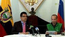 Пресс-брифинг Посла Эквадора в России по закрытию проекта Yasuni ITT