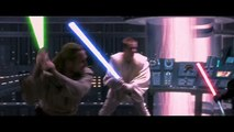 (HD 1080p) Qui-Gon Jinn & Obi-Wan Kenobi vs. Darth Maul
