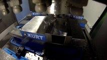 High Definition High speed machining on Doosan CNC mill