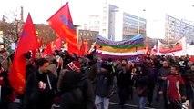 Luxemburg - Liebknecht - Demonstrationszug Berlin 2012