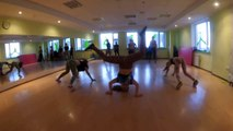 "King Kong Music – Arabic Smoke - Workshop by Natalie Lynx (Кременчуг  8 августа 2015) ""Mad Jam"""