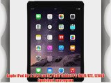 Apple iPad Air 2 246 cm (97 Zoll) Tablet-PC (WiFi/LTE 128GB Speicher) spacegrau