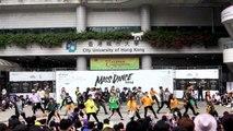 Joint-U Mass Dance 2014 CityU Station - CityU Home Team