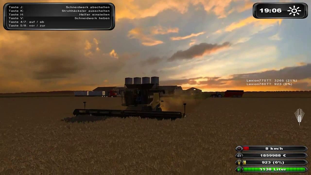 Farming Simulator American Farming 1