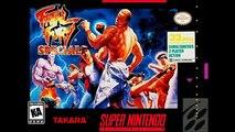 9. Fatal Fury Special - Tung Fu Rue (SNES)