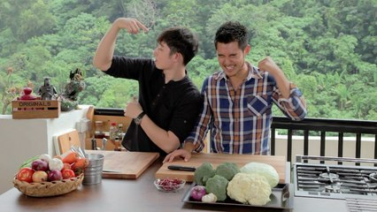 Ep 1 - Chap Chye | Family Kitchen with Sherson - Web Series | Asian Food Channel