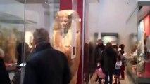 Destino LONDRES: Zona de Egipto en el Museo Británico