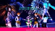【Miku - Tone Rion - Kokone - Anon&kanon】Fantasy Night-STARMINE-【ORIGINAL】