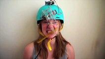 Le must du brossage de dents... Le Casque Brosse à Dent !