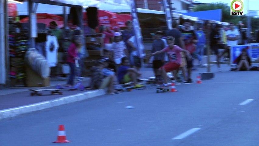Montalivet: Skate by night - Euskadi Surf TV