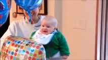 Funny laughing baby 2 New funny videos of babies 面白い赤ちゃん Bébé rire drôle