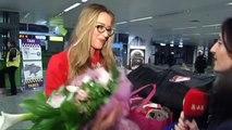 Ukrainian Wins Vice-Miss Universe: Diana Harkusha urged the world to support Ukraine