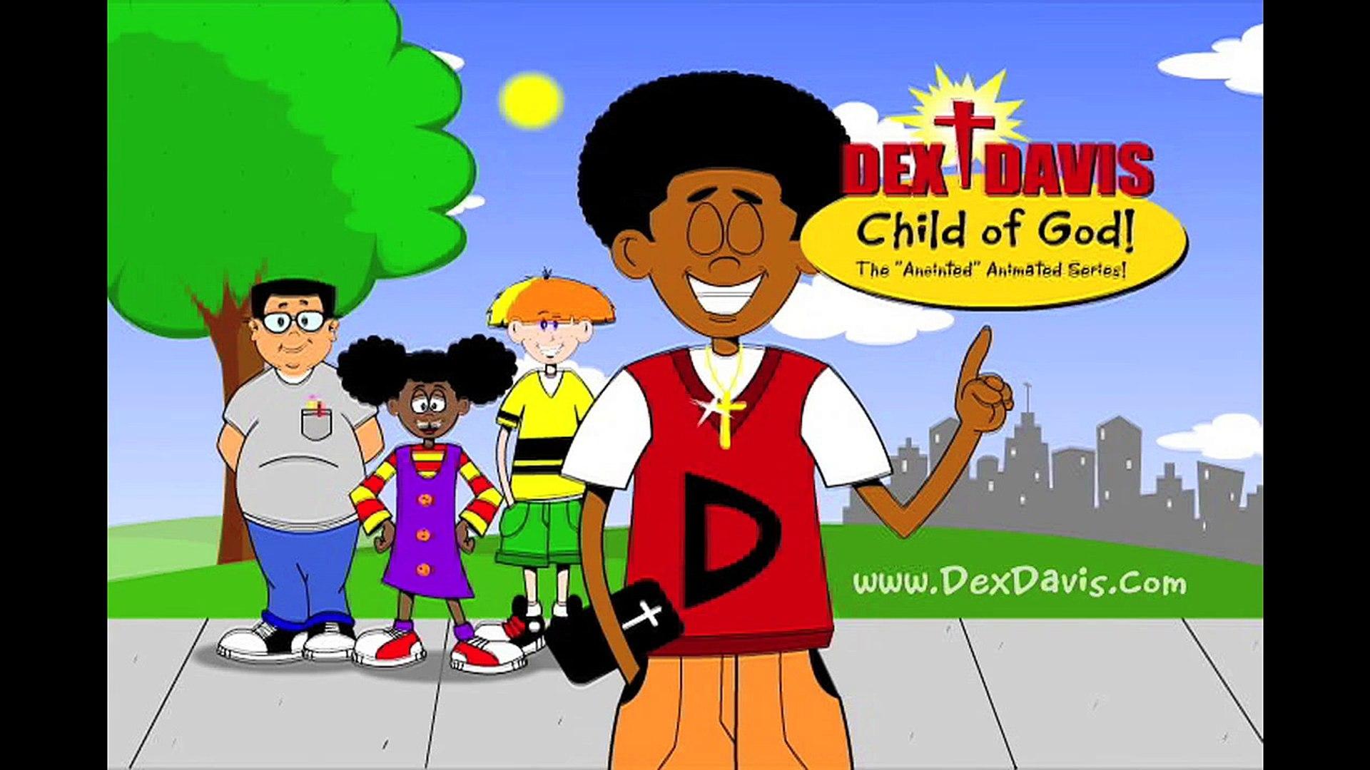 Dex Davis: Christian Cartoon Animated Web Series Video - Episode 3