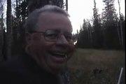 Moose Hunting Alberta Canada - Quick Draw Maddox Gets His Moose