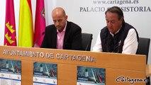 Presentación del calendario de Vela Latina del Club Náutico de Santa Lucía