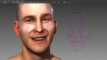 CGI 3D Showreel - Character Facial Rigging Reel by Souki.