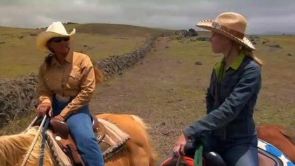 Hawaii Horseback Riding Ranches & Cowboy History