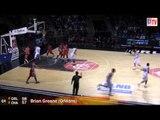 Résumé de la rencontre Orléans Loiret Basket - Elan Chalon