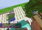 Minecraft Skyblock zenginlik ve adam