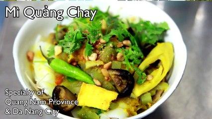 VEGAN QUANG NOODLE - Mi Quang Chay (+ My new online store!)