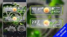 Cydia: HTC Weather Animation Widget  - video dailymotion