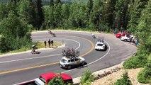 Tour of Utah 2015: Un cycliste perd le contrôle de son vélo
