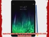 Apple iPad mini 2 201 cm (79 Zoll) Tablet-PC (WiFi/LTE 64GB Speicher) schwarz