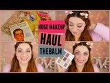 HUGE MAKE-UP HAUL | TheBalm