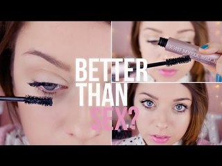 Better Than Sex Mascara Too Faced | Review ♡