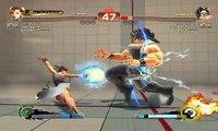 Ultra Street Fighter IV battle: Chun-Li vs Hugo