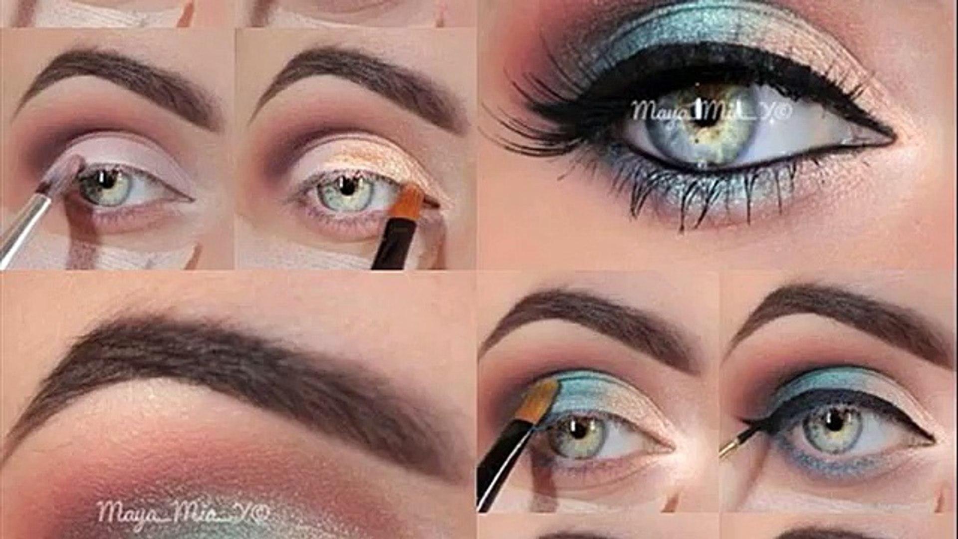 maya mia makeup tutorial
