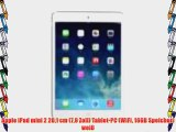 Apple iPad mini 2 201 cm (79 Zoll) Tablet-PC (WiFi 16GB Speicher) wei?