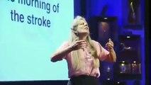 TED RUS x Джилл Болт Тейлор: Удивительный удар прозрения | Jill Bolte Taylor: My stroke of insight