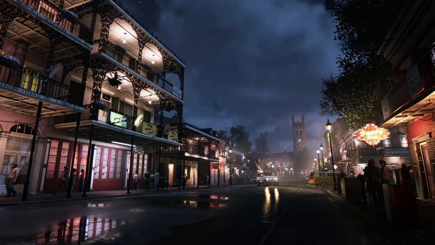 Mafia 3 - Re-imagining New Orleans 1968 (Inside Look) | Official Open-World Game HD
