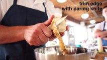 ChefSteps • Pork Cheek, Apple, Celery Root • Celery Root Puree