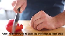 ChefSteps • 10 Minutes to a Sharp Knife